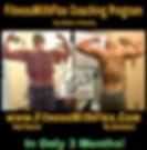 FitnessWithFlex 3 Month Coaching Program