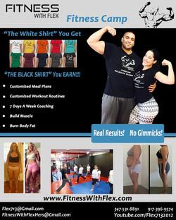 FitnessWithFlex Fitness Camp