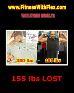 155 lbs of Weight Loss