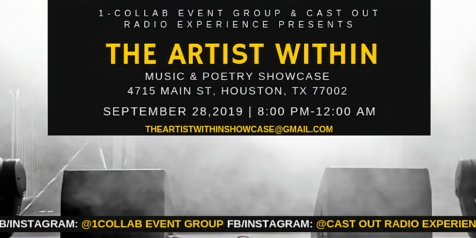 The Artist Within Showcase 2