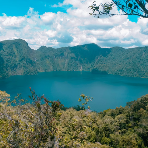 Exploring the Crown Jewel of the South | Lake Holon