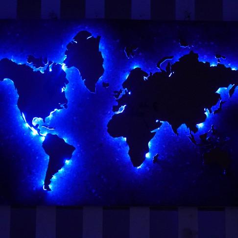 CORK WORLD MAP | LET'S CREATE SOMETHING