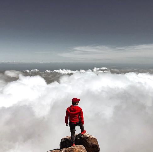 Conquering Mt. Apo