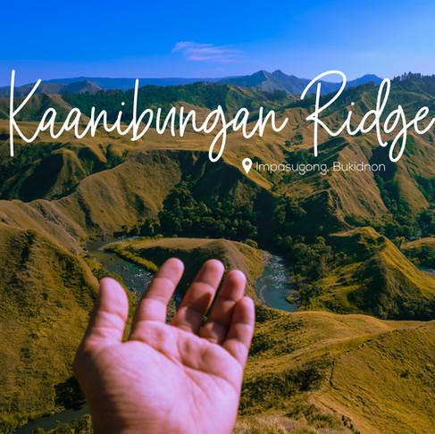 Kaanibungan Ridge and the stories in-between.