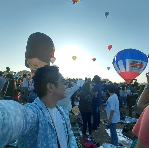 Clark Hot Air Balloon Festival