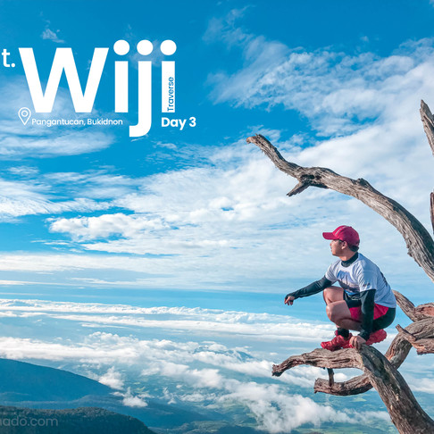 Mt. Wiji and the Sea of Clouds (Day 3)
