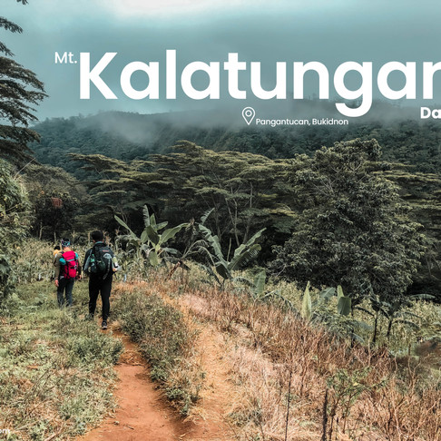 Mt. Kalatungan | 5th Highest Mountain in the Philippines (Day 1)