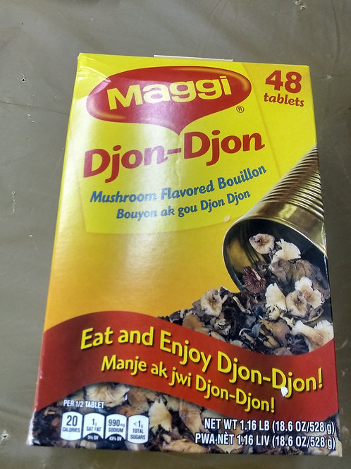 Yon bwat maggi djondjon free shipping