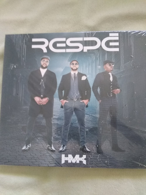 "Harmonic new cd ""Respé"" free shipping"