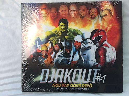 """Djakout #1 """"Nou pap dormi Deyo"""" free shipping"""