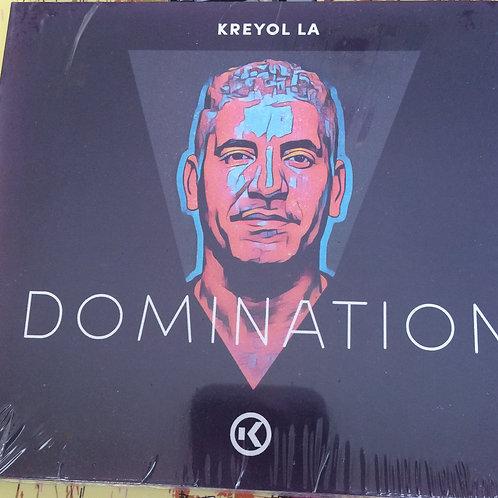 kreyol-la new album Domination