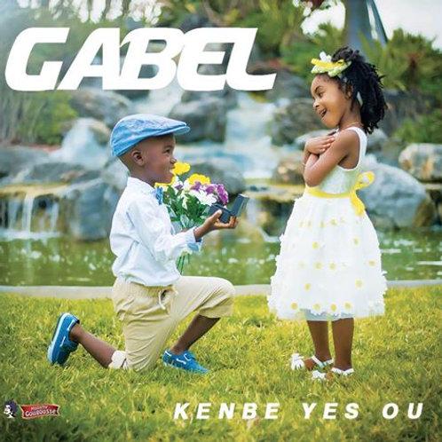 """Gabel last album """"Kimbe yes ou"""" free shipping"""