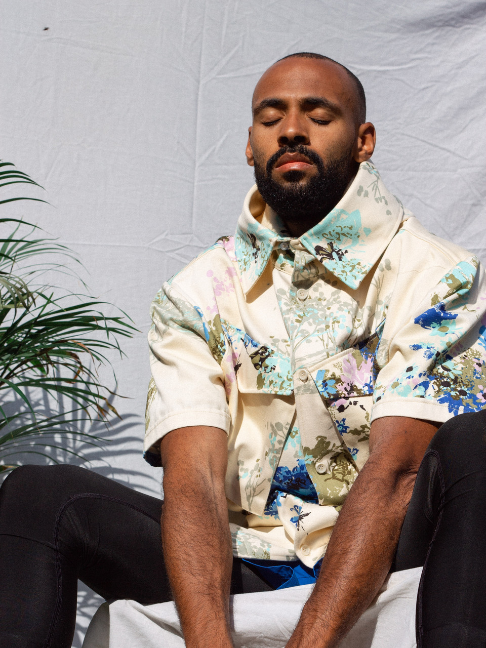 HALLEY FLORAL SHIRT