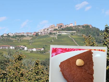 Le gâteau aux noisettes du Piémont