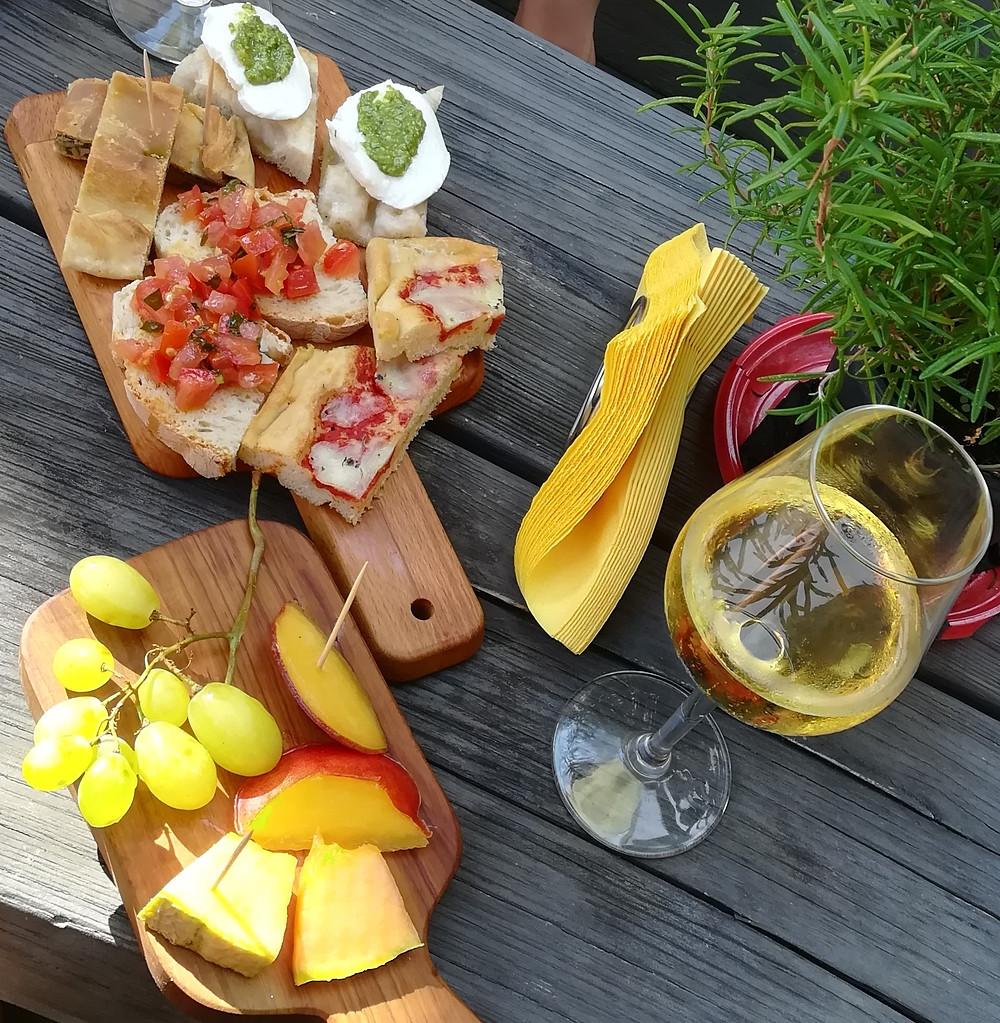 Gastronomie, Visiter les Cinque Terre