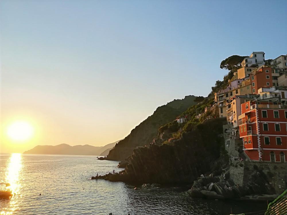 Riomaggiore, visiter les Cinque Terre