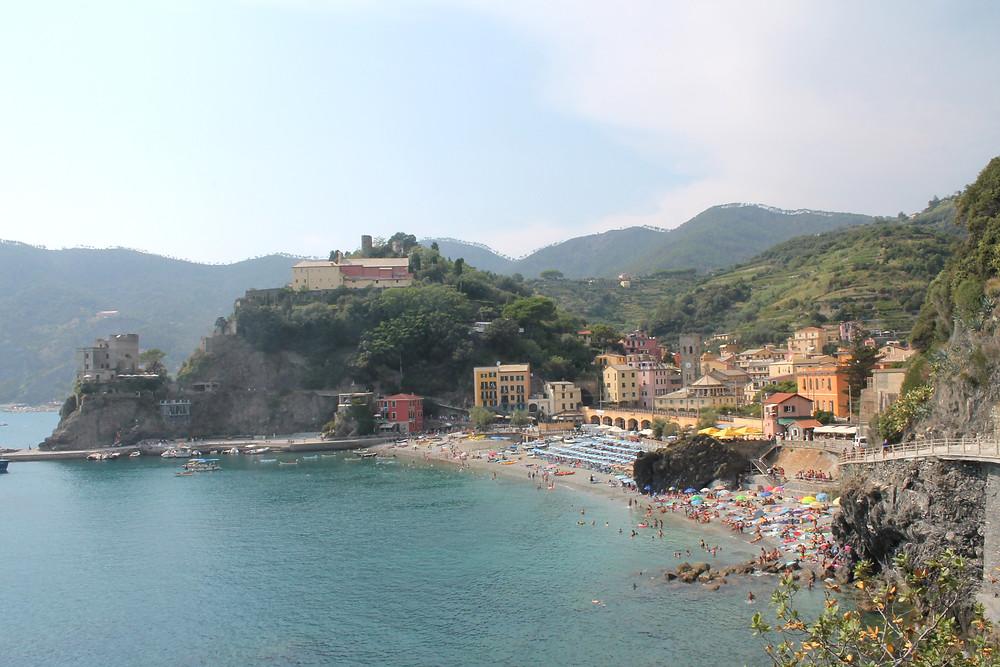Monterosso al Mare, Visiter les Cinque Terre