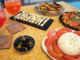 3 recettes d'antipasti, pour un aperitivo à l'italienne