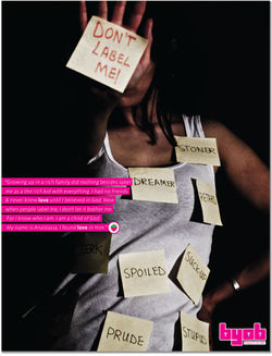 BYOB Life Story Poster