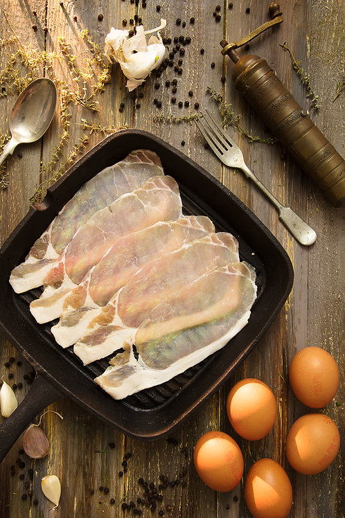 Sliced Back Bacon