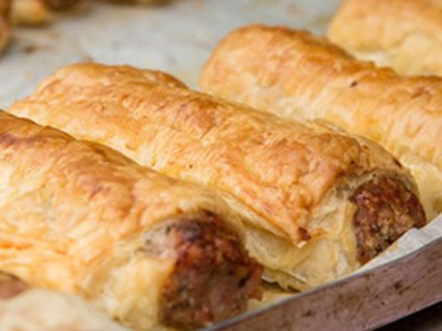 Sausages Rolls - Pack of 2