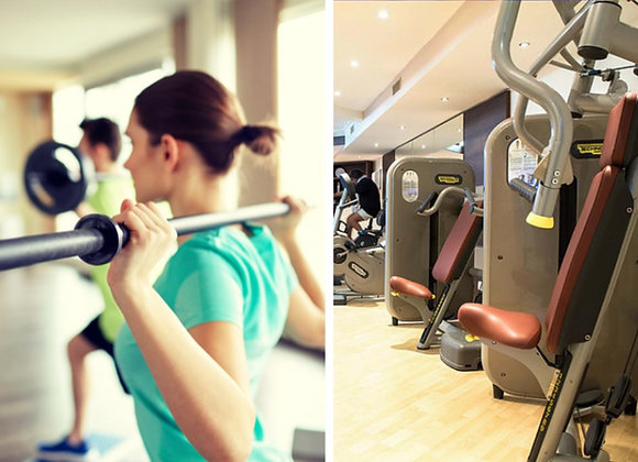 """Abonnement FITNESS """"All Day"""""""