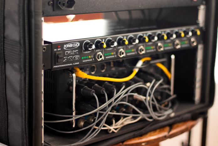 Áudio - XR 18