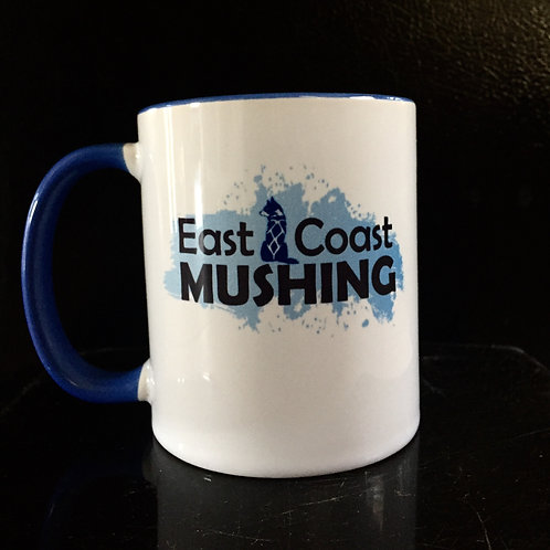 East Coast Mushing Mug