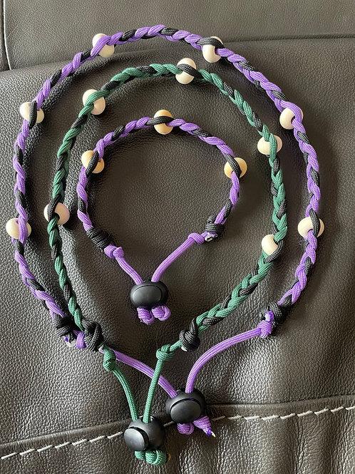 Wooden Bead Collars