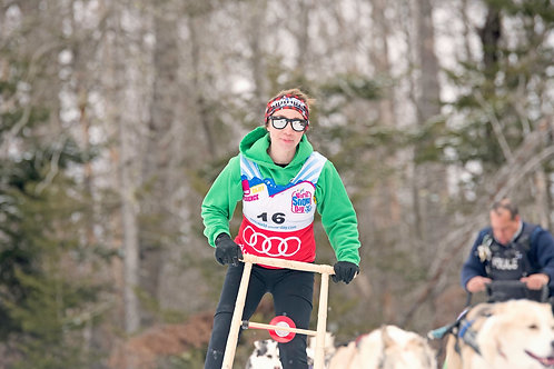 East Coast Mushing Multi-Functional Head Wear