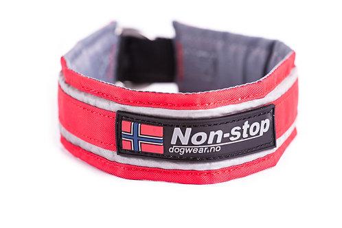 Non-Stop Padded Half Choke Collar