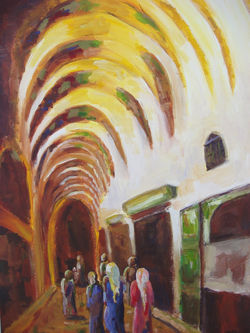 Inside the Souk