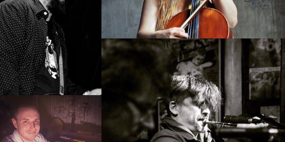 SLAMJUNK Presents: Beyondo-Beat | Henry Mena | Meaner Pencil | Liam Kirby