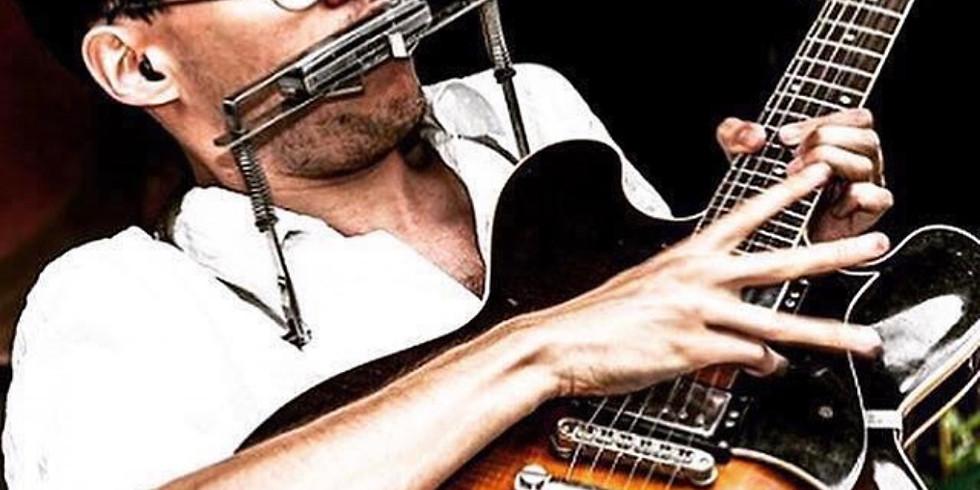 SLAMJUNK Presents: Simple Blues Boy, Noé Socha (AKA Blind Selfie)