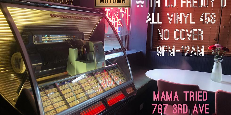Motown Monday w/ DJ Freddy D
