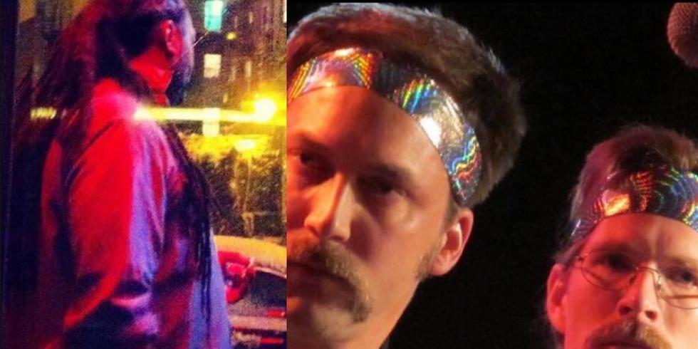 SLAMJUNK Presents: (the)Eric'nEd Show | DJ Chaz0