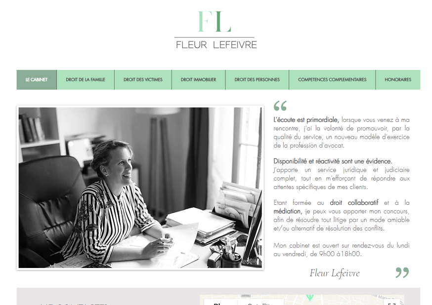 site fleur