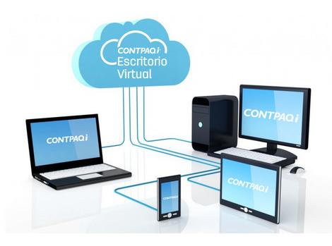 Escritorio Virtual de CONTPAQi