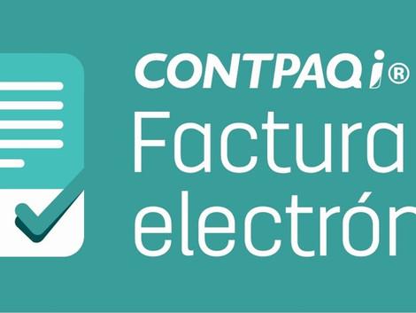 Nuevas Funciones en Factura Electrónica Versión 7 CONTPAQi