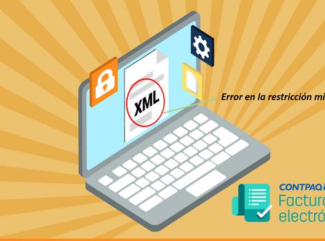 Error en la restricción minLength el atributo no tiene un valor admisible