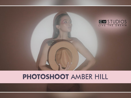 Photoshoot: Amber Hill