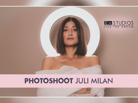 Photoshoot: Juli Milan