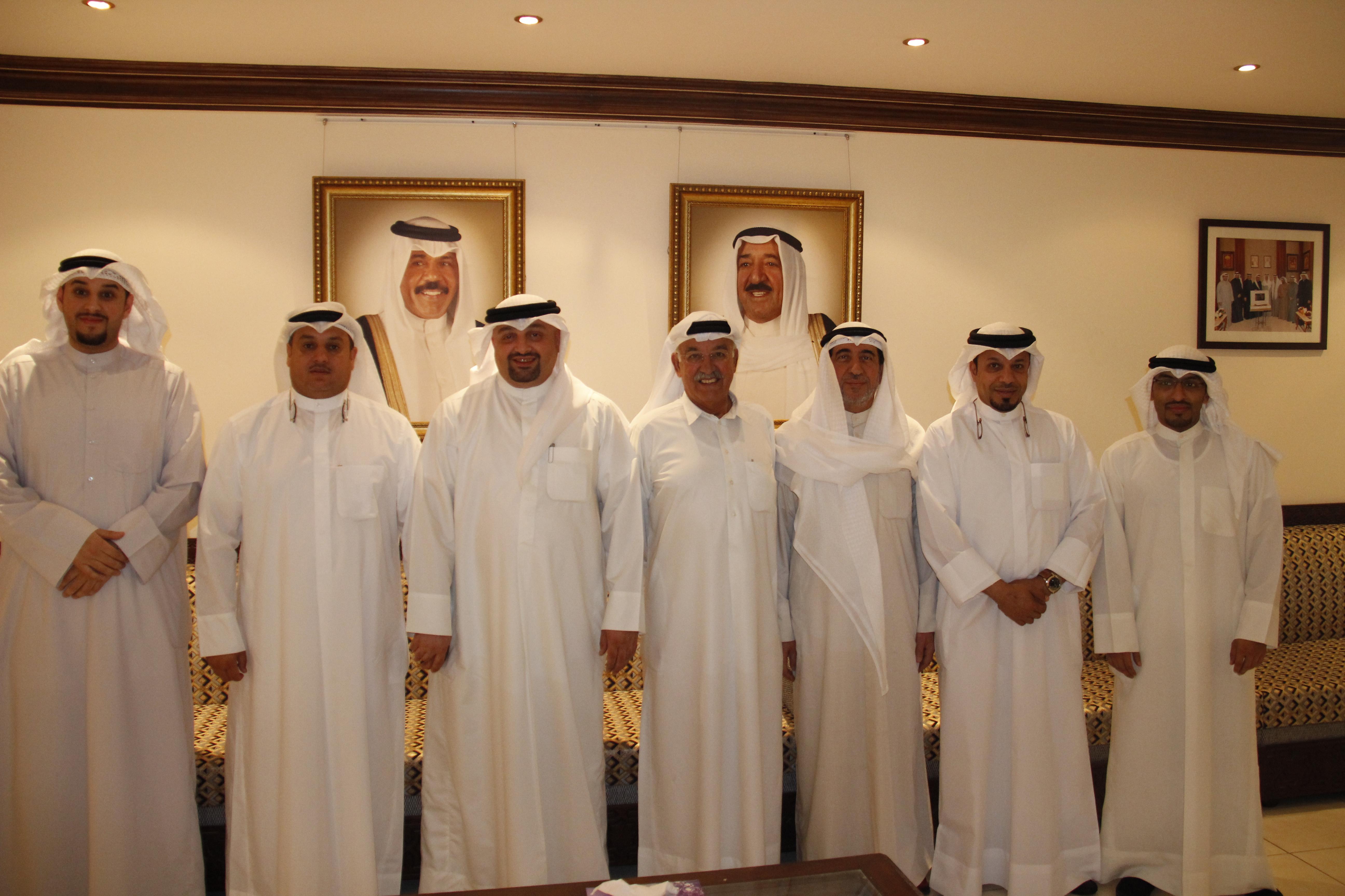 الاجتماع الاول لمجلس إدارة الجمعية