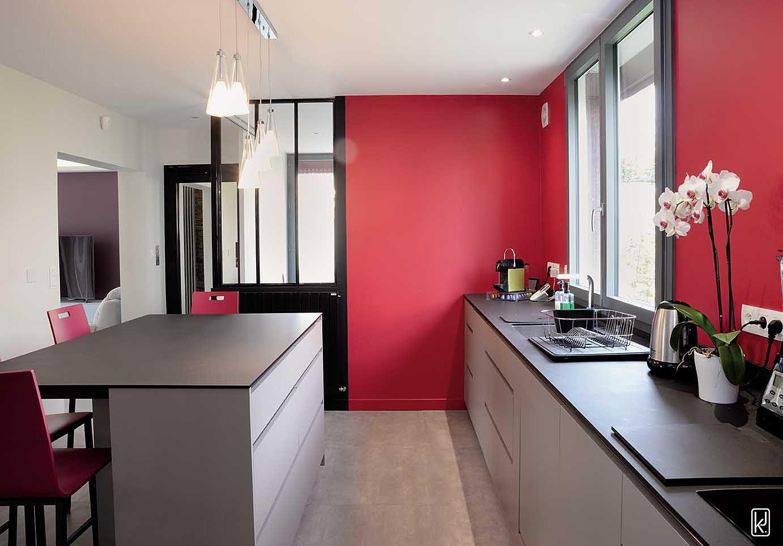 excellent architecte duintrieur clermont ferrand cuisine atelier boichot montbrizon crdit photo. Black Bedroom Furniture Sets. Home Design Ideas