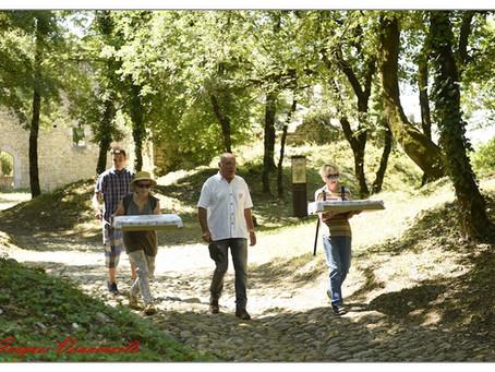 Images insolites à Quirieu