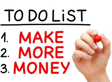 I Want To Make More Money!