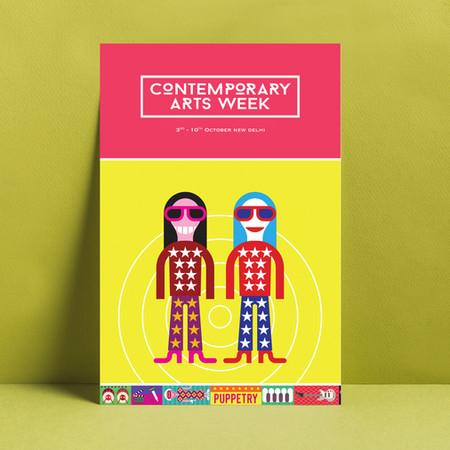 Contemporary Arts Week