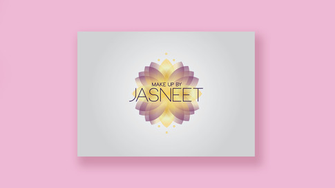 Make- up by Jasneet