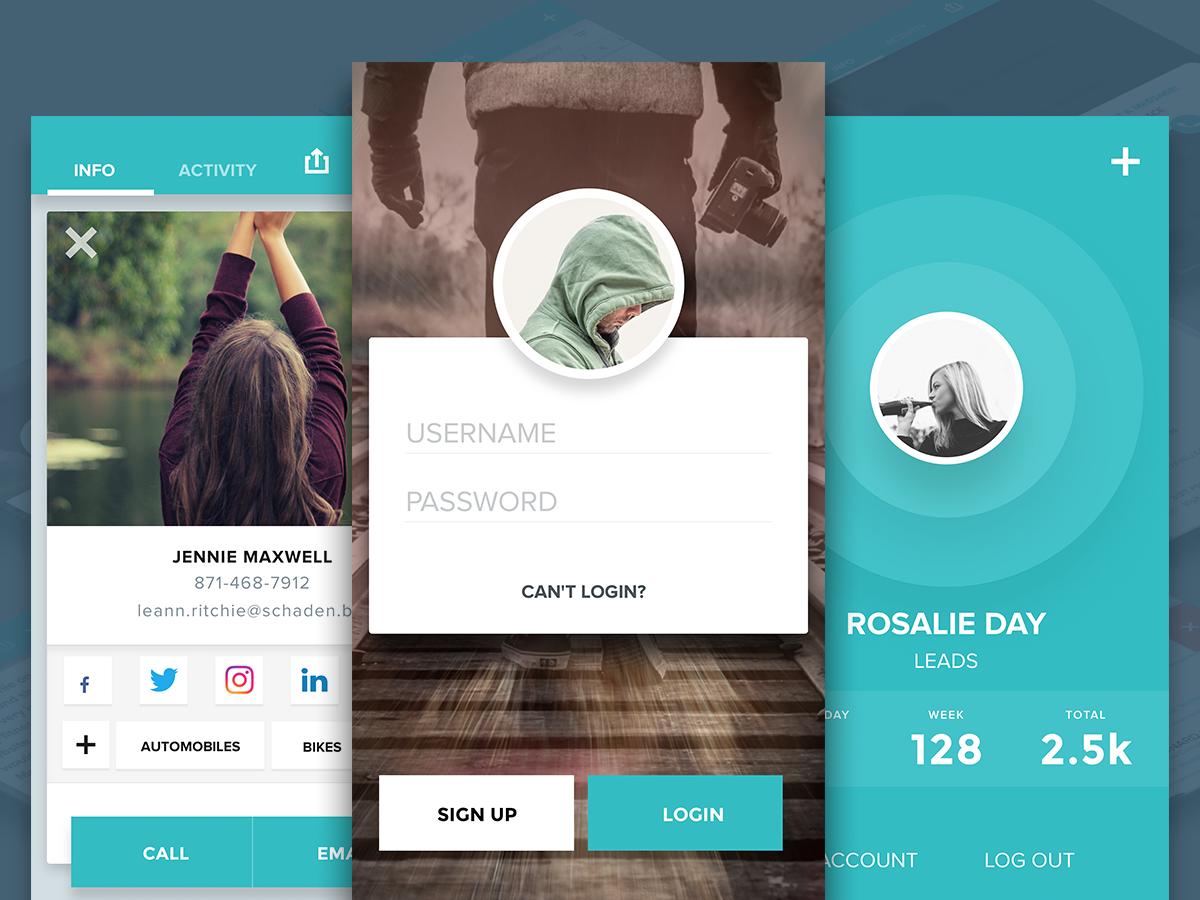 Social Leads App