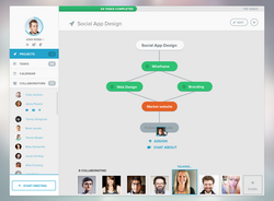 Echo - Project Management web app